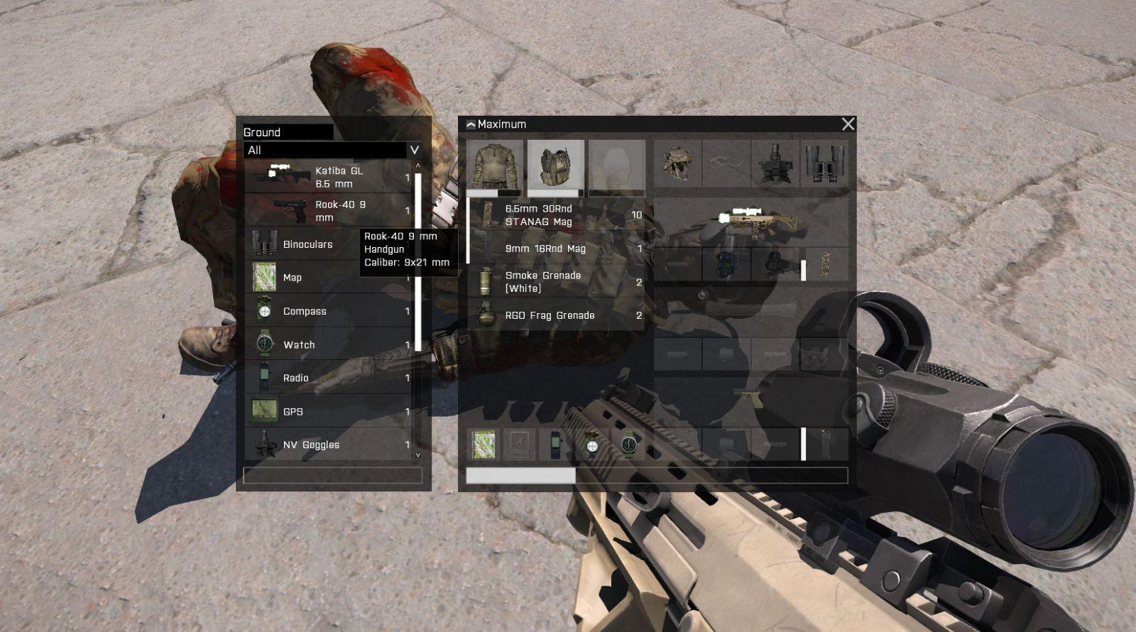 arma 3 inventory 4