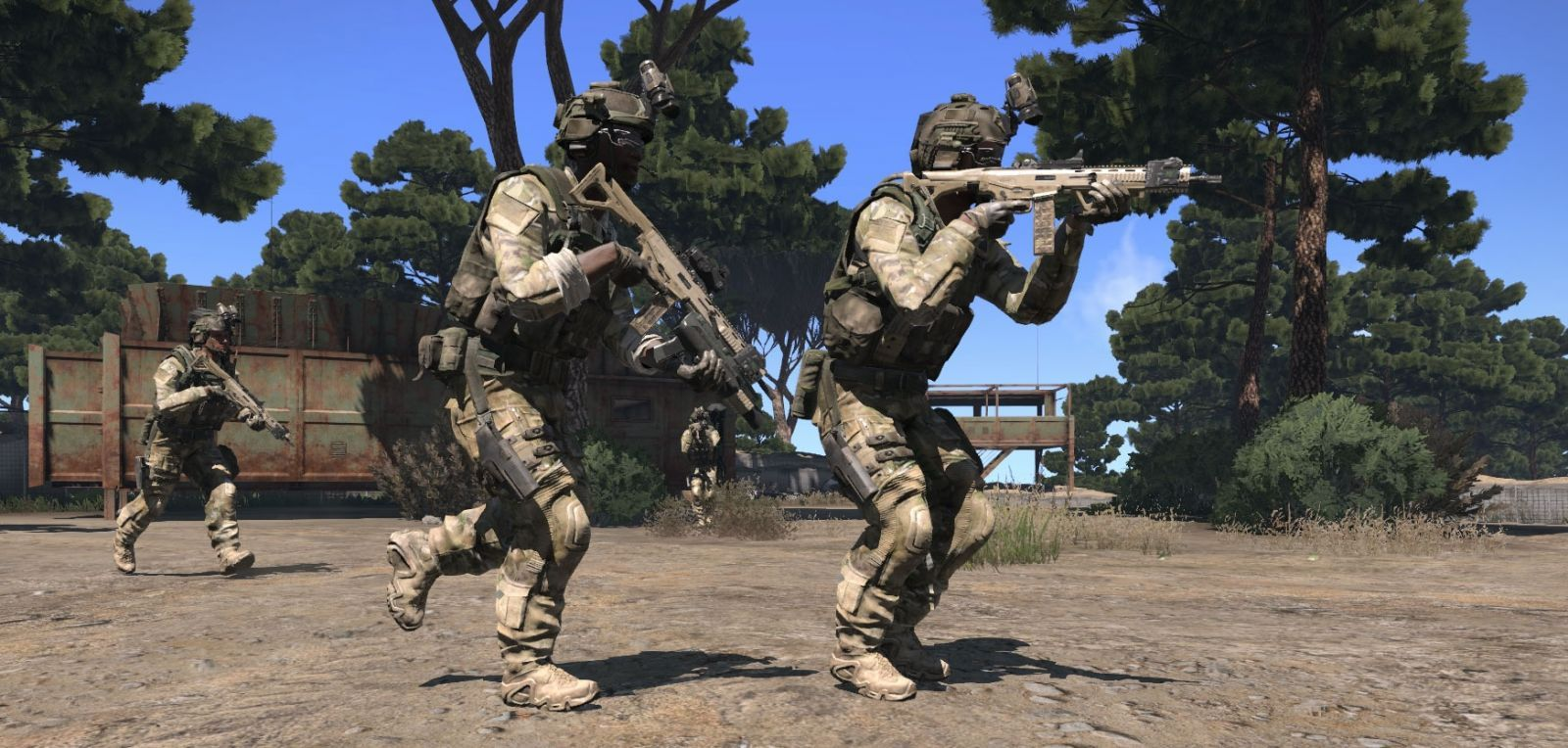 arma 3 soldiers 4