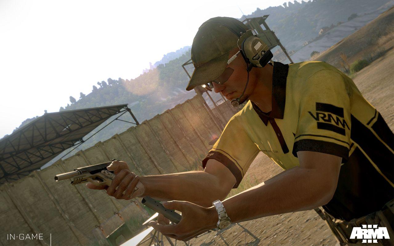 Arma 3 Beta