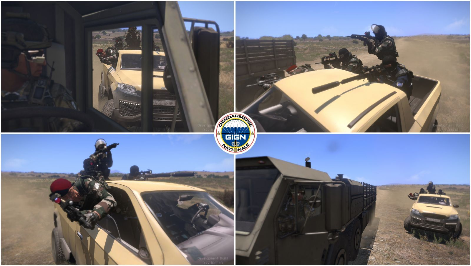 ArmA 2: Chase