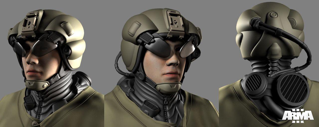 arma3 sketch opfor helmet