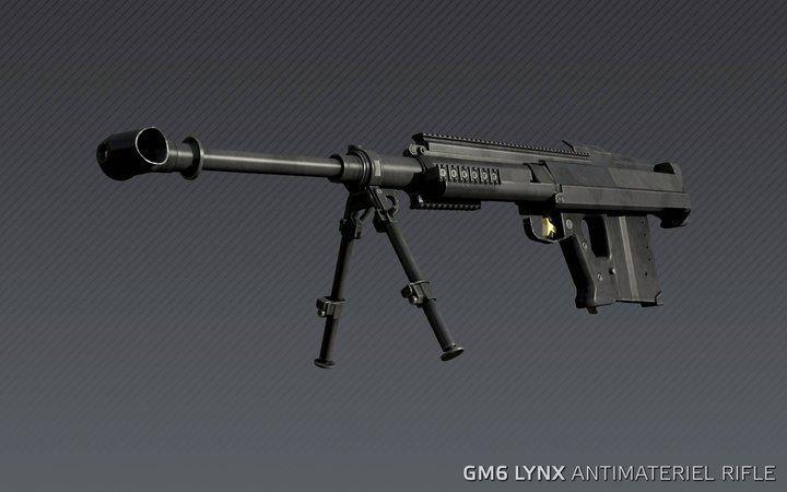 arma3 gm6lynx