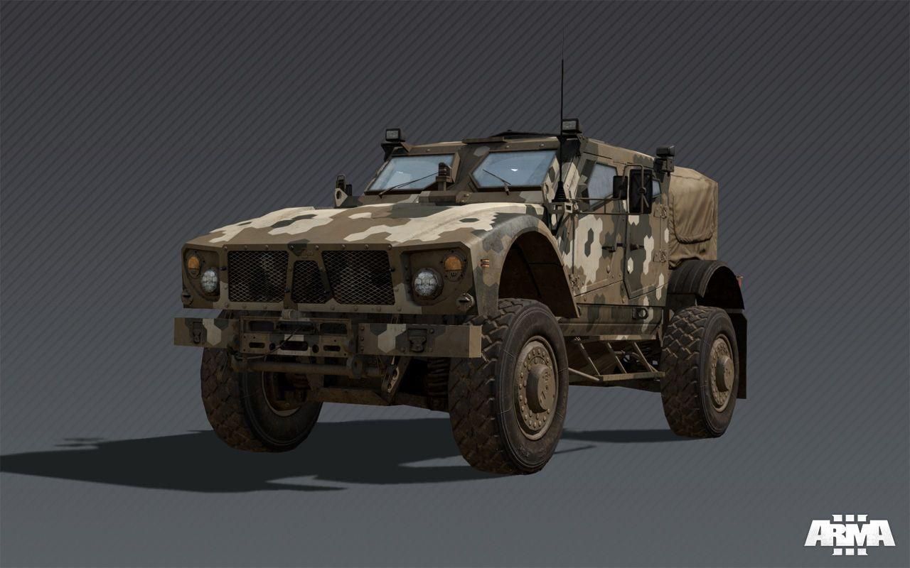 arma3 Car hunter opfor