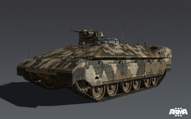 arma3 Apc panther opfor