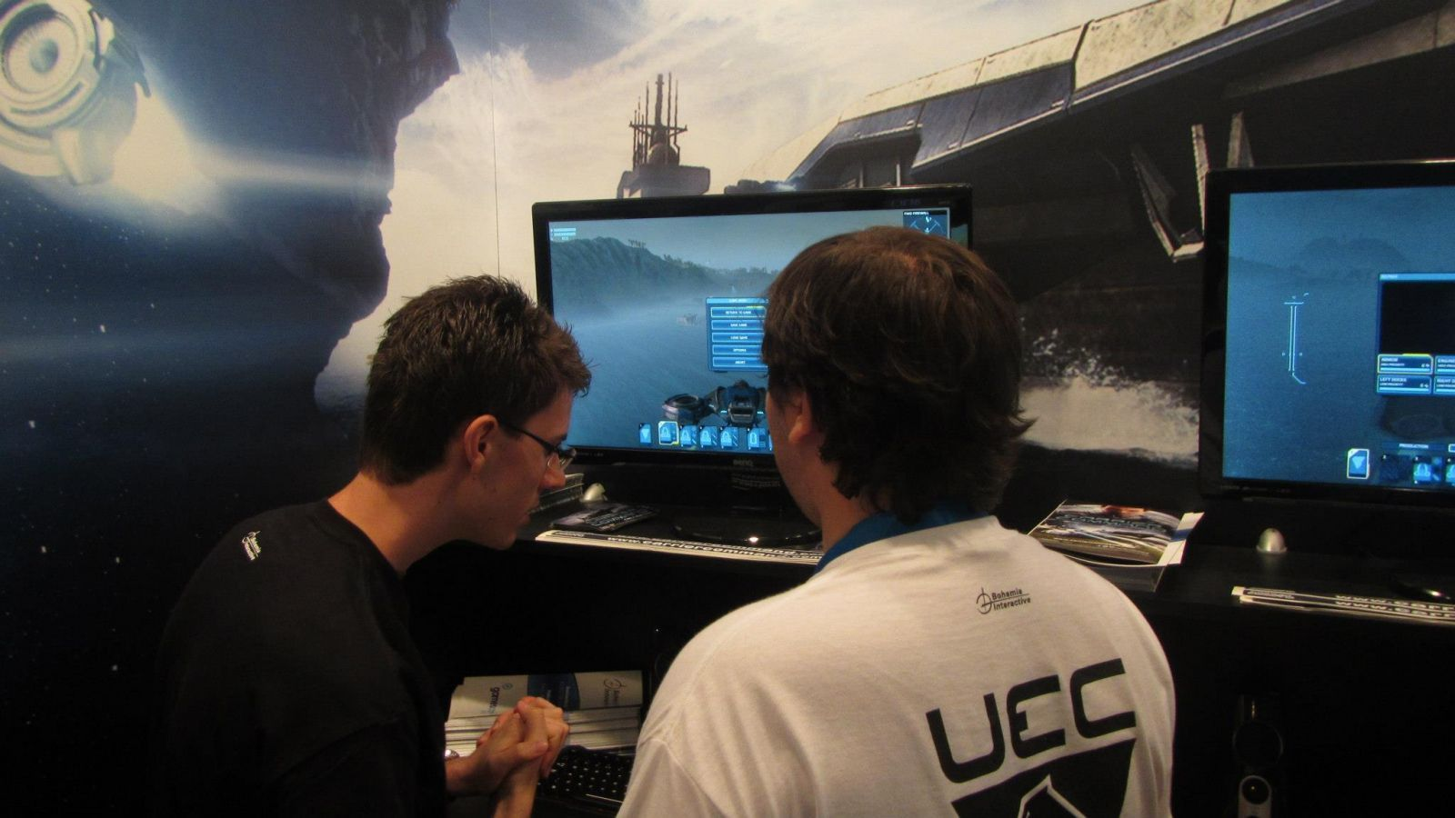 BI stend gamescom 2012 13