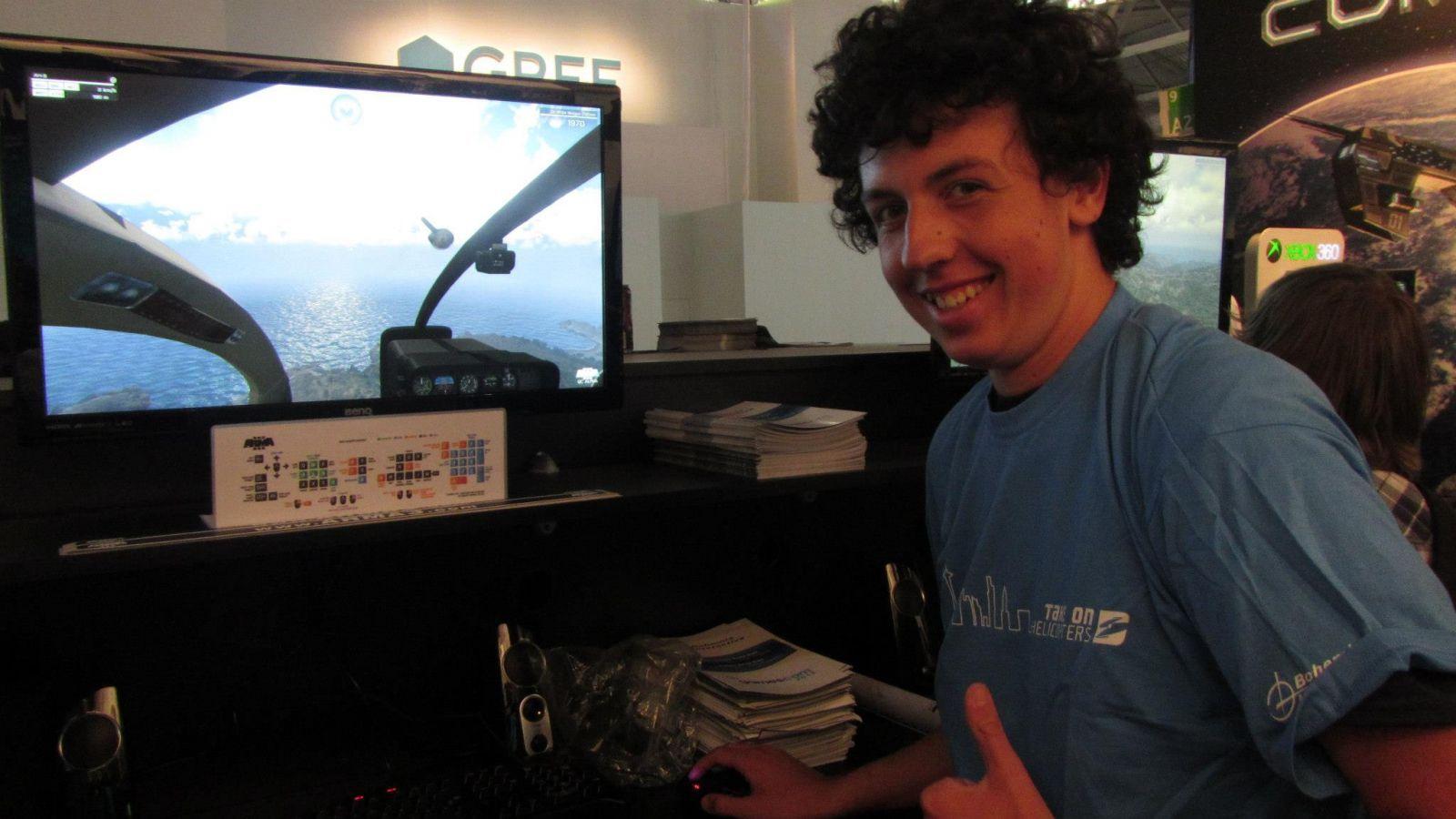 BI stend gamescom 2012 16