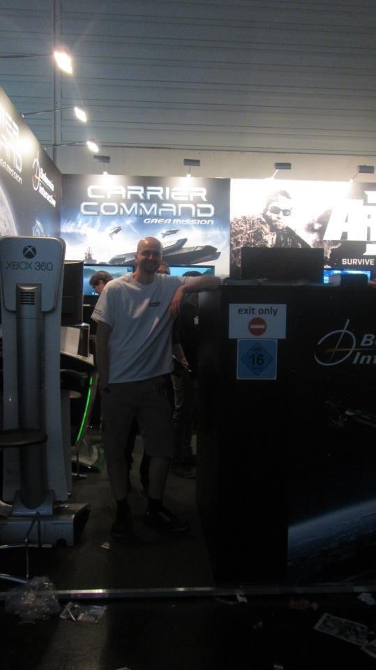 Bi stend gamescom 2012 9