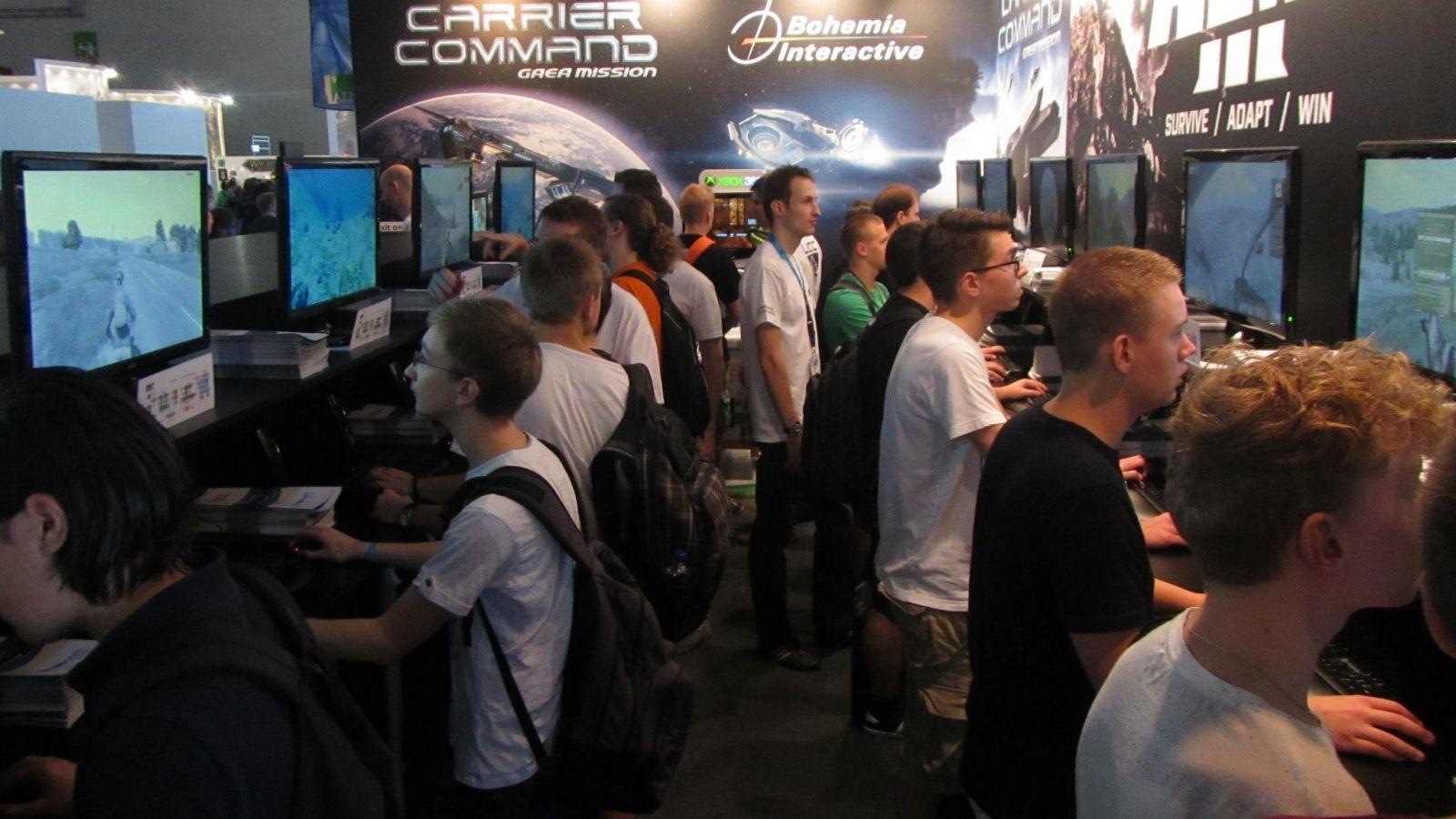 Bi stend gamescom 2012 5