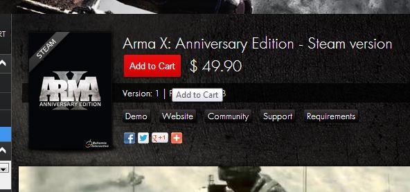 Купить Арма 3, купить arma 3