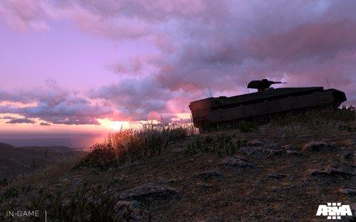 Встречайте новые БТР в Arma 3 Beta